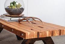 Deco avec bois