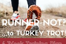 Thanksgiving - The Healthy Way / A collection of delicious recipes and exercise routines to stay healthy.