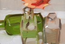 Carol Marine / Abstract Paiting