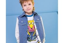 Сорочка для мальчика 150107 / http://bellbimbo-shop.by/catalog/malchiki/sorochka_dlya_malchika_150107.html