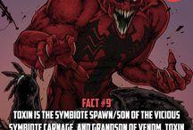 Fact Marvel & DC