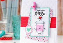 Card Ideas - Coffee Ideas