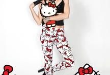 Hello Kitty / by Megan Renee'