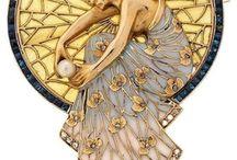 Art Deco /Art Nouveau