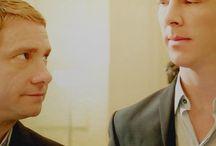 Sherlock / Benedict Cumberbatch