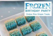 frozen bday