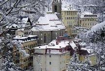 Χιονισμενες Πόλεις,Χώρες