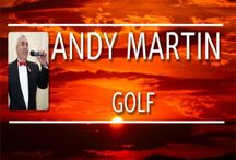 Andy Martin - Golf / Discover the Magical Voice of Andy Martin Versatile singer from Chester UK. Join his International Fan Club https://www.facebook.com/groups/andymartinfanclub