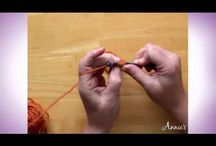 Crochet techniques/tips/hints