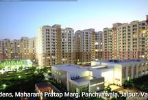 Apartments in Rangoli Gardens / properties for sale in Rangoli Gardens Vaishali Nagar, Jaipur with prices ranging from 48 Lakhs to 1 Crores @ https://compare-properties.com India's fastest growing real estate portal.
