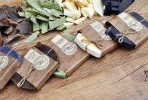 Vege soaps - mydła wegańskie / Dojrzewające mydła wegańskie