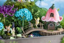 Fairy Garden / Inspiration and ideas for creating your very own Fairy Garden with your children