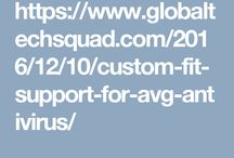 GlobalTech Squad / GlobalTech Squad is providing support for Antivirus.