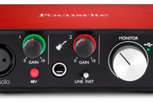 interfejsy Focusrite