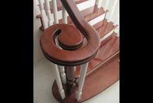 Dubleks ahşap basamaklar / Ahşap sektörünün hayatımızın çok çeşitli alanlarında yer almasının bir sonucu olarak, ahşap merdiven konusu da önemli bir hal almıştır. www.ozahsap.com.tr