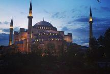 Turquía: lugares que visitar / Los lugares más turísticos de Turquía.