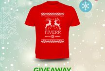 Fiverr - Giveaways / Watch this space for Fiverr's latest Gig and prize giveaways. / by Fiverr.com Buy, Sell, Have fun