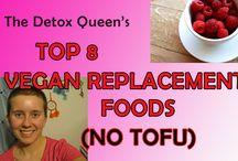 Vegan Tips / Tips for New & Old Vegans Alike!