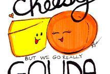 Cheese / by Dyan Lucas Lucas