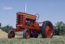 Tracteur Gibson