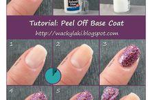 Beauty:Nails diy