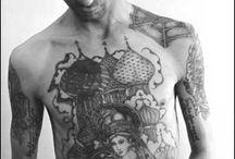 Tattoos / by Maria Sorensen