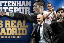 Prediksi Tottenham Hotspur vs Real Madrid
