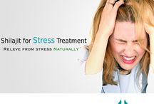 Beat the stress. / Stress can be the root cause of many health issues. Become stress free by natural ways.