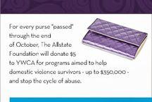 Pass the Purple Purse Campaign!