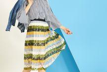 Lente-zomermagazine '18 / Shop alle looks hier: https://www.yzerfashion.be/nl/magazine fashion, woman, style, mode, fashionstore, trends, zomer, multibrandstore, shop the look
