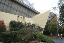 Beth Sholom photos / Frank Lloyd Wright's Philadelphia synagogue depicts spirituality through modern architecture.