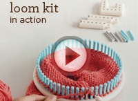 looming thoughts / Loom knitting tutorials, crochet and needle-knitting inspirations...