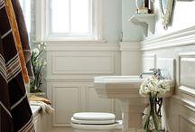 Salles de bain / Des idées de décoration pour la salle de bain. On vous présente les plus belles salles de bains du magazine Maison & Demeure. Laissez-vous inspirer par ces idées déco pour rafraîchir votre salle de bain!