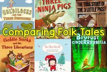 Rdg- Compare different folktales