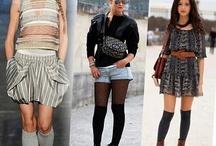 fashion long socks