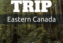 Trip out East (Canada)