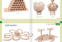 CONSTRUCCIONES TABLAS NIÑOS