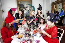 Indoor hen party fun! / Ideas for indoor hen party activities.