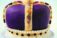 Eetbare kunstwerken/wedding cakes