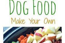 Animal Food, Treats, and Living