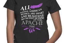 American Tribal T-shirts