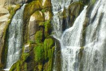 Waterfalls - small or big, but always scenic / Waterfalls around the world