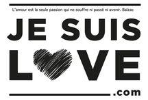 """Amour / L'amour """"L'amour est la seule passion qui ne souffre ni passé ni avenir."""" Honoré de Balzac"""