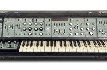 Roland analog synthesizers