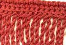 Crochet: Joining and Edging