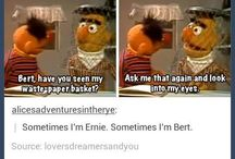 Bert And Ernie Board Because Why Not?!