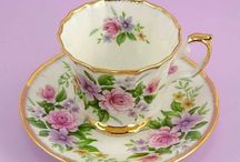 Just Lovely! Teacups & Teasets