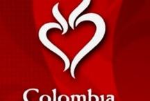 Colombia / Proud Colombiana ***Que viva Barranquilla*** / by Vilma Arrieta Pasion