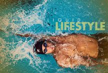 LIQUID LIFESTYLE / Our favorite shots from under water / by TYR SPORT