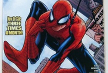 Amazing Spider-Man / http://tinyurl.com/ebaymadandcracked / by Jean De La Garza
